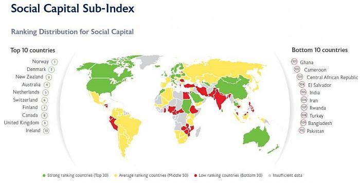 10 cele mai inovaţionale ţări în 2010