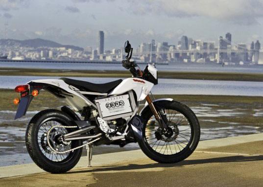 Электрический мотоцикл Zero XU озеленит байкеров