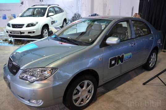 China ameniţă că va produce un milion de maşini electrice până în 2015
