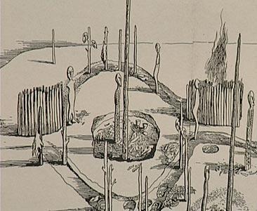 Stonehenge din Reazani