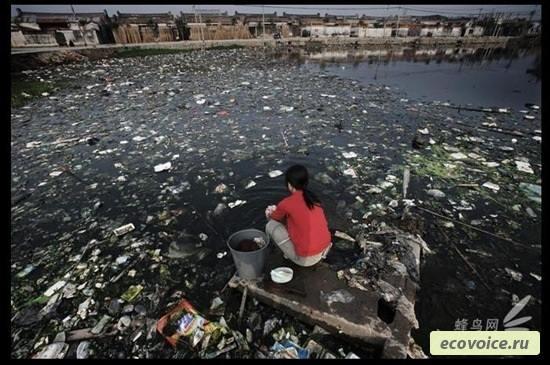 Poluarea mediului în China