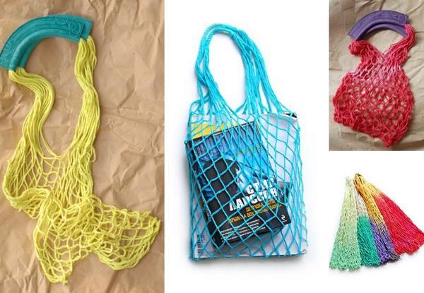 Un sac în loc de pungi de plastic (+ Video)