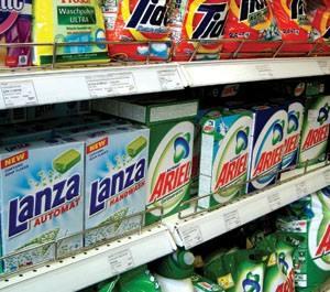 O interdicţie privind detergenţii cu fosfat în Ucraina