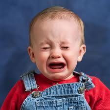 Если ребёнок плачет