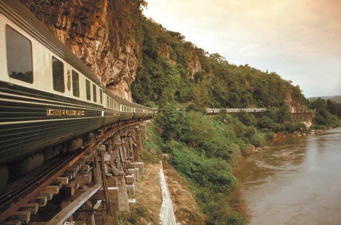 Поездка на Eastern & Oriental Express