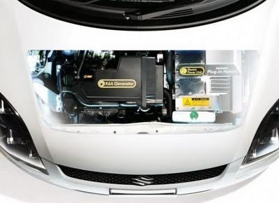 În Japonia au fost lansate vânzările Suzuki Swift Plug-in Hybrid