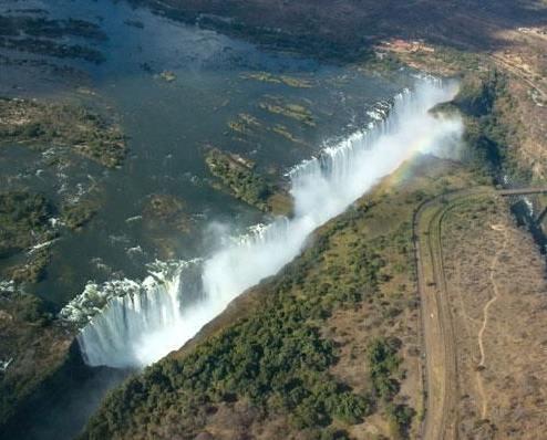 14 cele mai uimitoare cascade din lume