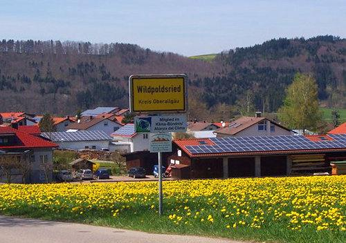 Sătuc german este o adevărată centrală electrică