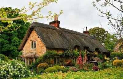 Необычайно красивые и экологически чистые дома