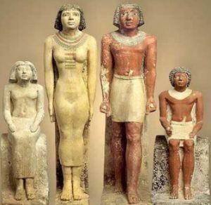 Образ жизни в древности