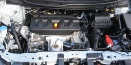2012 Honda Civic GX: невоспетый герой