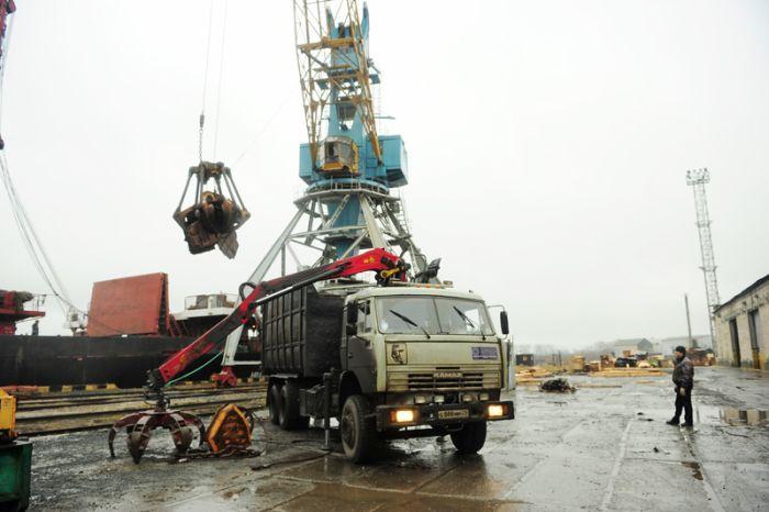 Очистка Арктики началась (+Фото)