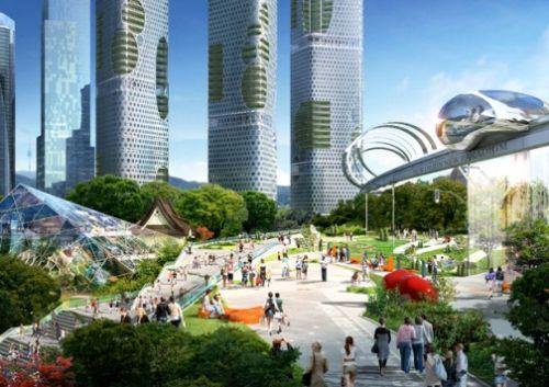 В Сеуле появится роскошный «Archipelago 21» (+Фото)