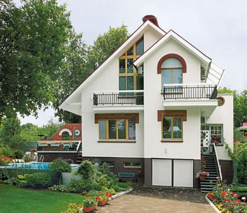 Relieful determină alegerea proiectului casei dvs