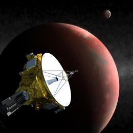 Скрытый океан на Плутоне?