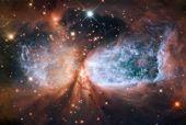 Telescopul Hubble a fotografiat un