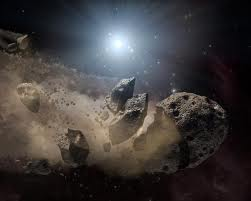 Катастрофа возможна: 1000 астероидов вблизи Земли