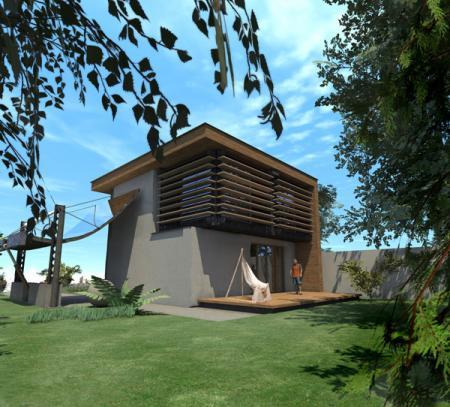 Eco-casa viitorului este proiectată în Ucraina