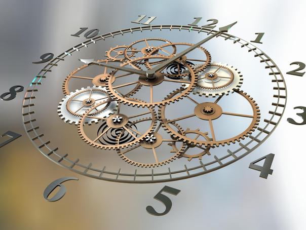 Изобретена машина, которая «скрывается» во времени