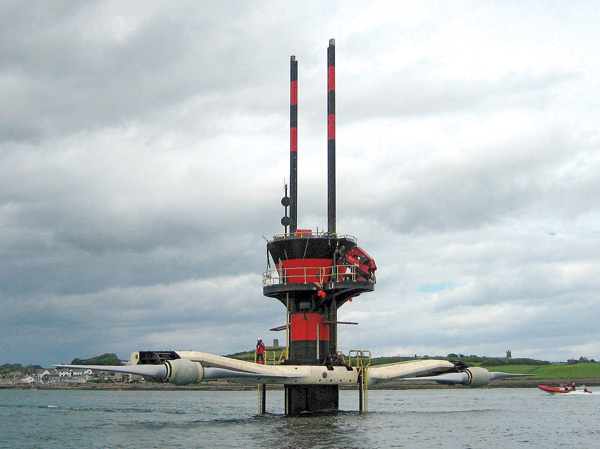 Самые мощные проекты возобновляемой энергетики 2011 года