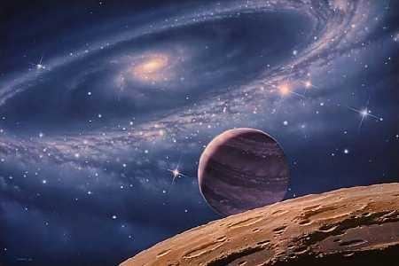 На Млечном Пути больше планет, чем солнц