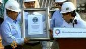 Самый высокий мост в мире был открыт в Мексике (+Видео)