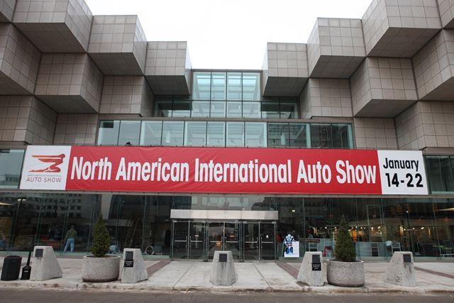 Детройтский автосалон (NAIAS) 2012: новые концепт-кары