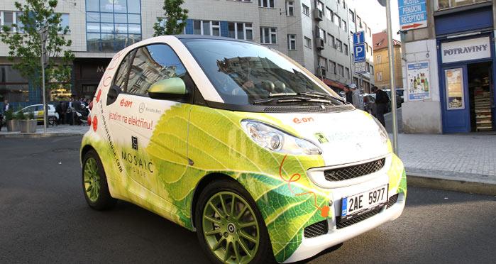 Top-10 maşini ecologice din 2012