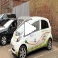 Первая в Москве автомобильная электрозаправка