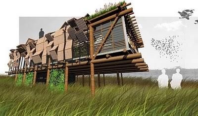 Аарон Бейерс создал пассивный дом с солнечными системами энергообеспечения