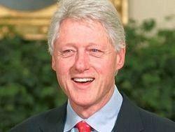 Экс-президент США Билл Клинтон стал вегетарианцем