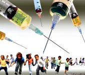 Репортаж о вреде прививок (Видео)
