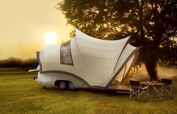 YSIN и Enthoven Associates: дом на колесах «Опера» (+Фото)
