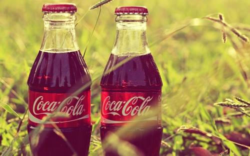 Coca-Cola как средство для компоста