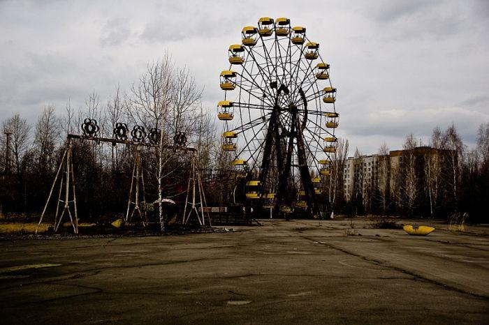 Medicii au recunoscut oficial excursii la Cernobîl inofensive pentru sănătate!