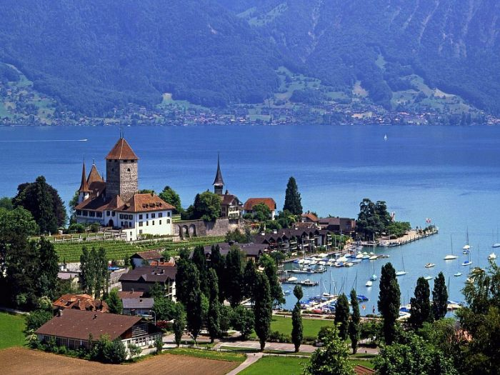 Elveţienii impun restricţii la bunuri imobiliare, salvând natura