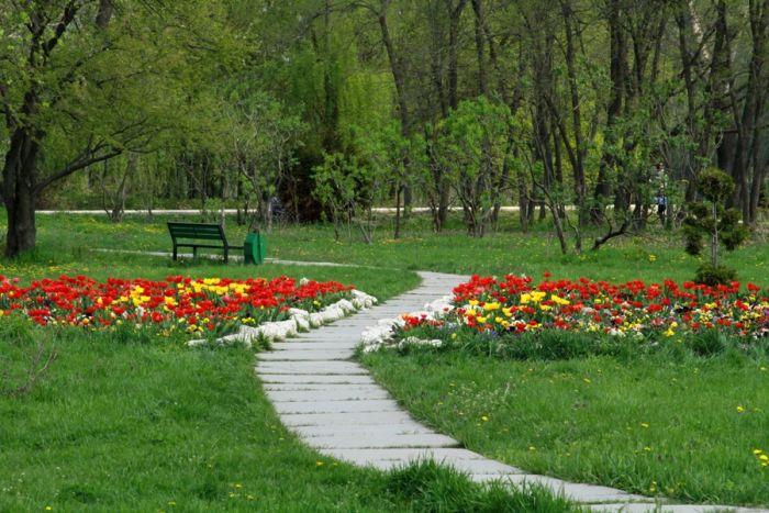 Dendrariul din Chişinău – atracția capitalei