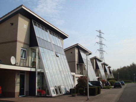 Энергосберегающие частные дома в Голландии (Часть I)