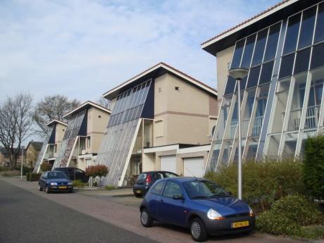Casele particulare, eficient energetice din Ţările de Jos