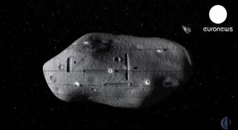 Platina şi apa vor fi extrase pe asteroizi