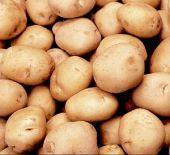 Картофель в соломе (Видео)