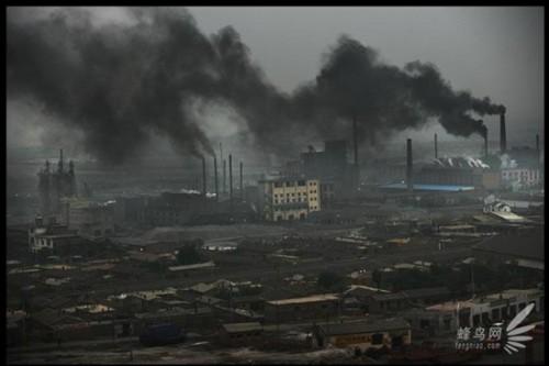 China: Plata pentru industrializare
