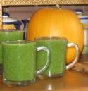 Зелёные коктейли: здоровые рецепты бывают вкусными!