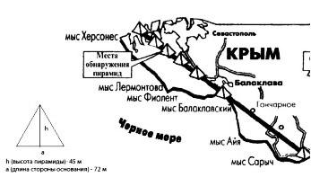 În Crimeea a fost descoperită valea faraonilor