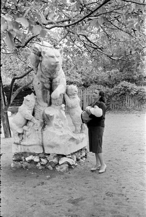 История парков Кишинева. Парк Пушкина (официальное название Grădina Publică «Ştefan cel Mare»)