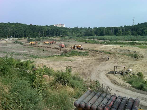 История парков Кишинева. Парк Valea Morilor (+Видео)