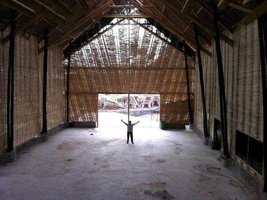 Зеленое строительство на острове Бали (+Видео)