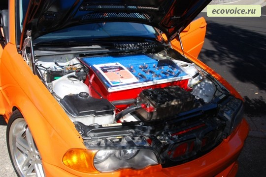 EMW – vehicul electric de o nouă generaţie