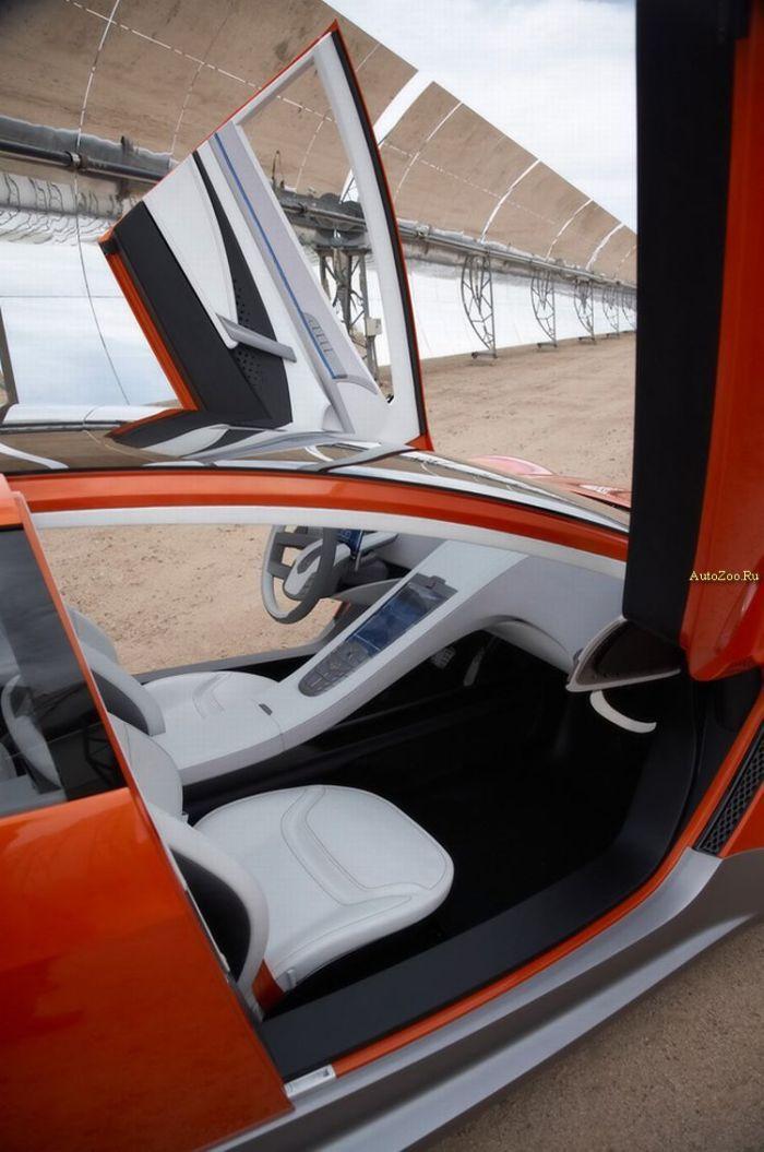 Лучший электромобиль, произведенный компанией Dodge (25 фото)