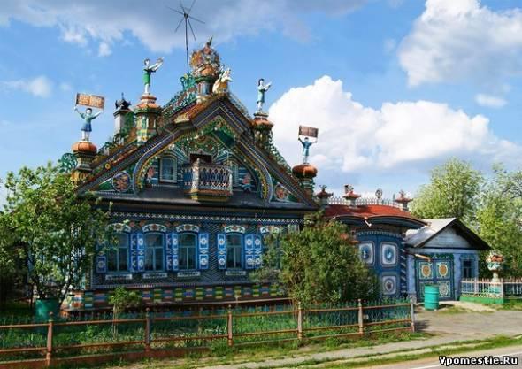 Чудесный дом кузнеца